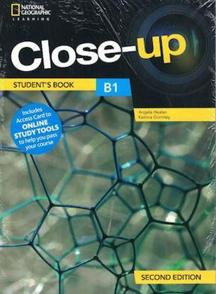 Εικόνα της CLOSE-UP B1 BUNDLE (SB + EBOOK + WB WITH ONLINE PRACTICE) 2ND ED