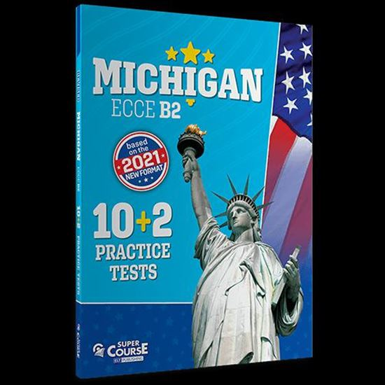 Εικόνα από MICHIGAN ECCE B2 10+2 PRACTICE TESTS 2021 FORMAT