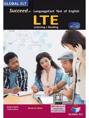 Εικόνα της SUCCEED IN LANGUAGECERT LTE A1-C2 SB