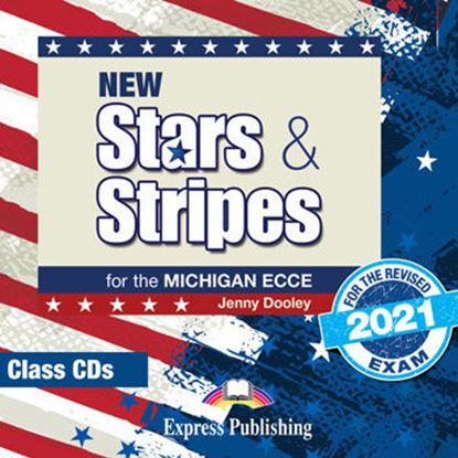 Εικόνα της NEW STARS & STRIPES MICHIGAN ECCE for the Revised 2021 Exam CLASS CD's(SET OF 2)