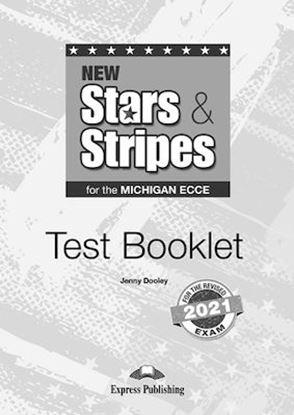 Εικόνα της NEW STARS & STRIPES MICHIGAN ECCE for the Revised 2021 Exam TEST BOOKLET