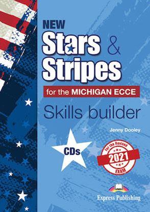 Εικόνα της NEW STARS & STRIPES MICHIGAN ECCE SKILLS BUILDER for the Revised 2021 Exam CLASS CD's (SET OF 3)