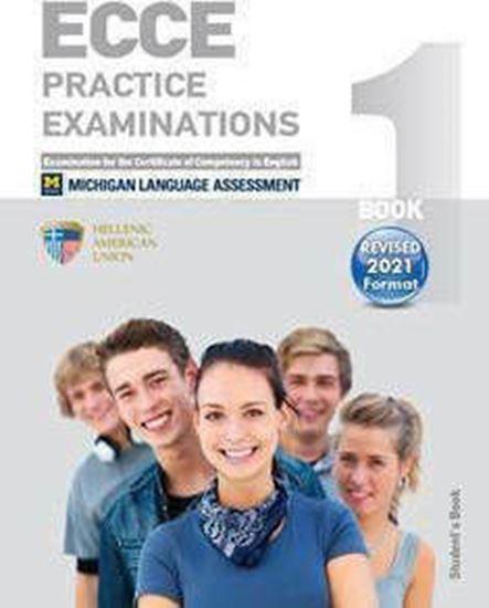 Εικόνα από ECCE PRACTICE EXAMINATIONS 1 COMPANION REVISED FORMAT 2021