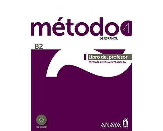 Εικόνα από Metodo 4 (B2) - Libro del Profesor
