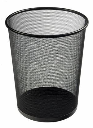 Εικόνα της KAΛΑΘΙ ΑΧΡΗΣΤΩΝ OSCO MΑΥΡΟ 27.5 cm