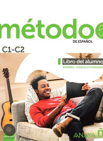 Εικόνα από Metodo 5 (C1-C2) - Libro del Alumno