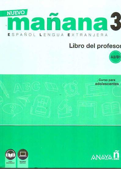 Εικόνα από Manana Nuevo 3 (A2-B1) - Cuaderno de ejercicios