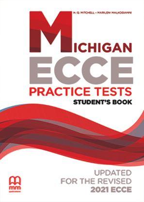 Εικόνα της MICHIGAN ECCE PRACTICE TESTS STUDENT'S BOOK 2021