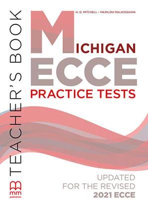 Εικόνα της MICHIGAN ECCE PRACTICE TESTS TEACHER'S BOOK 2021