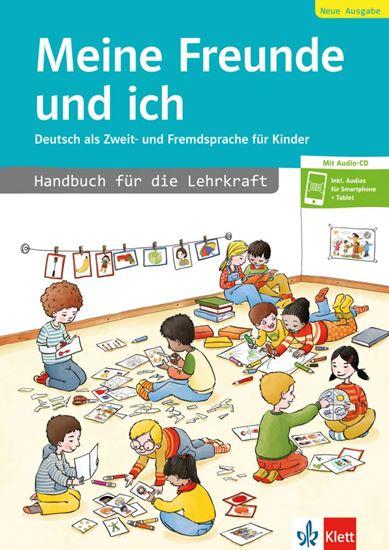 Εικόνα από MEINE FREUND LEHRERHANDBUCH ΚΑΘΗΓΗΤΗ (+CD)