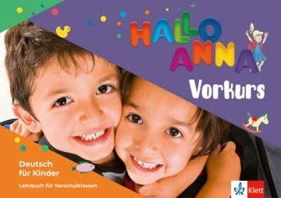 Εικόνα από HALLO ANNA NEU VORKURS KURSBUCH (+CD)