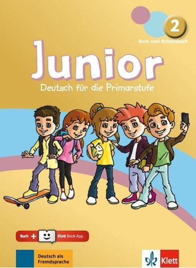 Εικόνα από JUNIOR 2 KURSBUCH UND UBUNGSBUCH (+ONLINE+KLETT BOOK-APP)