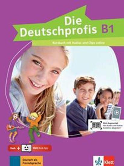 Εικόνα από DIE DEUTSCHPROFIS B1 KURSBUCH (+AUDIOS ONLINE+KLETT BOOK-APP)