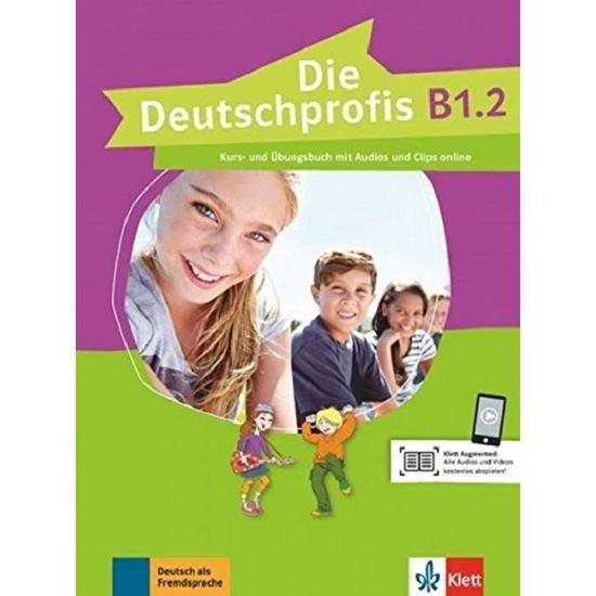 Εικόνα από DIE DEUTSCHPROFIS B1.2 KURSBUCH & UBUNGSBUCH (+ONLINE)