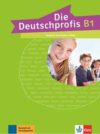Εικόνα από DIE DEUTSCHPROFIS B1 TESTHEFT
