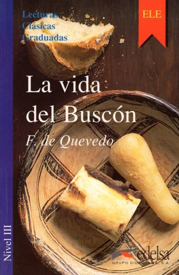 Εικόνα από LCG 3.  Vida Del Buscon + Cd-Audio
