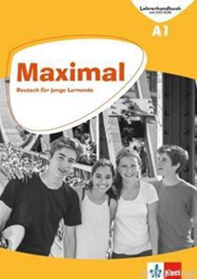 Εικόνα από MAXIMAL A1 LEHRERHANDBUCH (+DVD)