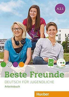 Εικόνα της BESTE FREUNDE A2.1 ARBEITSBUCH (+ CD)