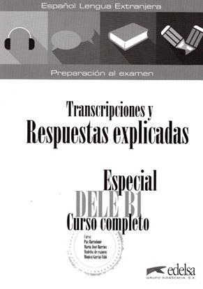 Εικόνα της Especial DELE B1 Curso Completo - Claves