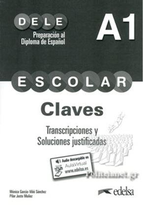 Εικόνα της Dele A1 Escolar - Claves Y trancripciones 2019