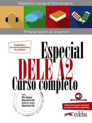 Εικόνα της Especial DELE A2 Curso Completo Ed 2020 - Alumno