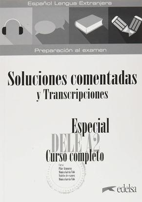 Εικόνα της Especial DELE A2 Curso completo Ed 2020 Claves