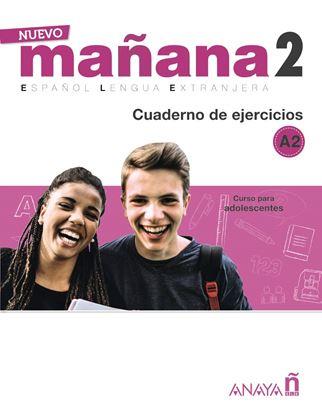 Εικόνα της Manana Nuevo 2 (A2) - Cuaderno de ejercicios