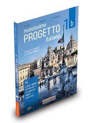Εικόνα της NUOVISSIMO PROGETTO ITALIANO 1B NUOVO STUDENTE ED ESERCIZI (+CD+DVD-ROM)