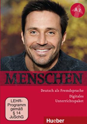 Εικόνα της MENSCHEN A2 DVD-ROM DIGITALES UNTERRICHTSPAKET