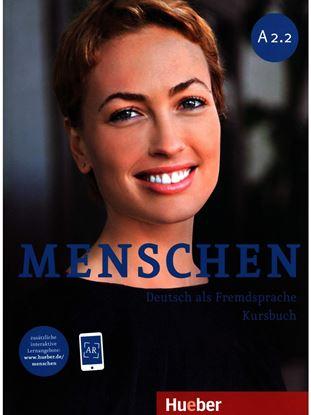 Εικόνα της MENSCHEN A2.2 KURSBUCH