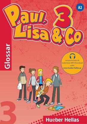 Εικόνα της PAUL LISA & CO 3 GLOSSAR (+CD)