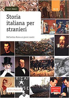 Εικόνα της COLLANA CULTURA ITALIANA : STORIA ITALIANA PER STRANIERI