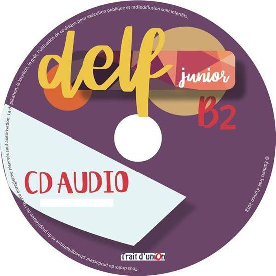 Εικόνα από DELF JUNIOR B2 (10 EPREUVES COMPLETES) CD