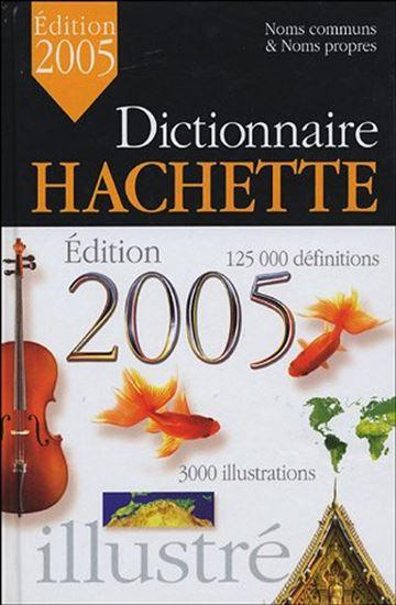 Εικόνα από DICTIONNAIRE HACHETTE 2005 ILLUSTRE