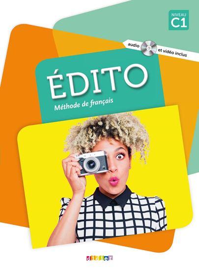 Εικόνα από EDITO C1 METHODE (+CD +DVD)
