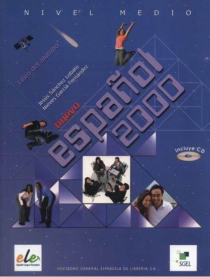 Εικόνα από ESPANOL 2000 MEDIO (+CD) libro del alumno
