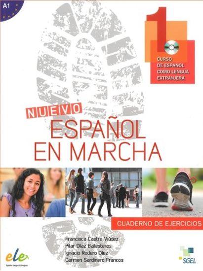 Εικόνα από ESPANOL EN MARCHA  NUEVO 1 EJERCISIOS +CD (A1)