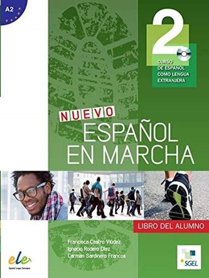 Εικόνα από ESPANOL EN MARCHA 2 ALUMNO +CD