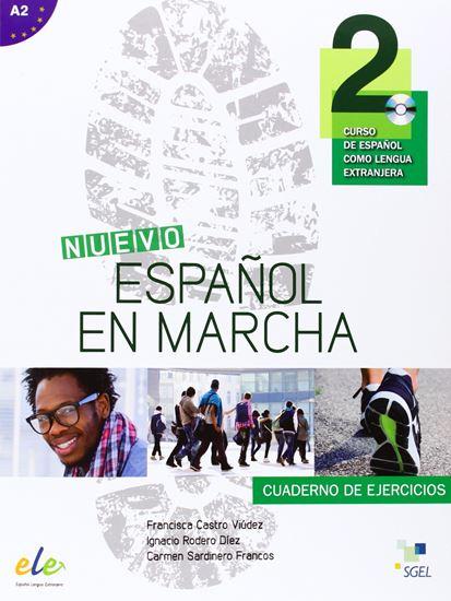 Εικόνα από ESPANOL EN MARCHA 2 EJERCISIOS +CD