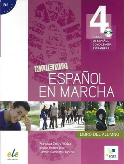 Εικόνα από ESPANOL EN MARCHA 4 ALUMNO +CD NUEVO