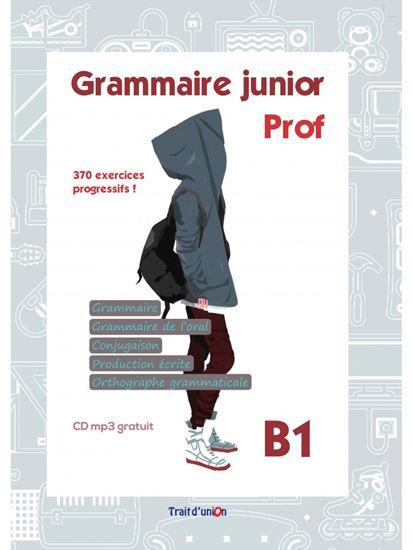 Εικόνα από GRAMMAIRE JUNIOR B1 PROFESSEUR