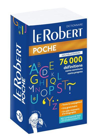 Εικόνα από LE ROBERT DE POCHE 2020