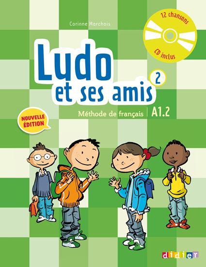Εικόνα από LUDO ET SES AMIS 2 ELEVE