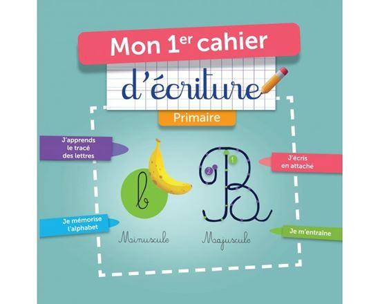 Εικόνα από MON 1er CAHIER D'ECRITURE