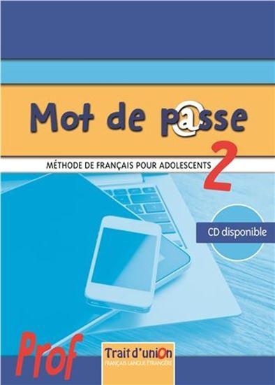 Εικόνα από MOT DE PASSE 2 LIVRE DU PROFESSEUR