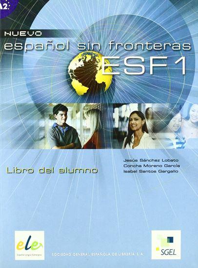 Εικόνα από NUEVO ESPANOL SIN FRONTERAS 1 libro del alumno