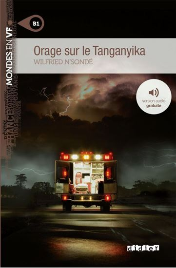 Εικόνα από ORAGE SUR LE TANGANYIKA