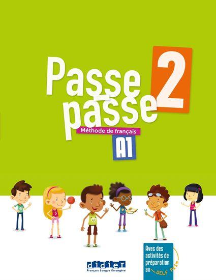 Εικόνα από Passe-passe 2 A1 : Methode de francais