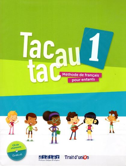 Εικόνα από TAC AU TAC 1 ELEVE + MON 1er CAHIER D'ECRITURE