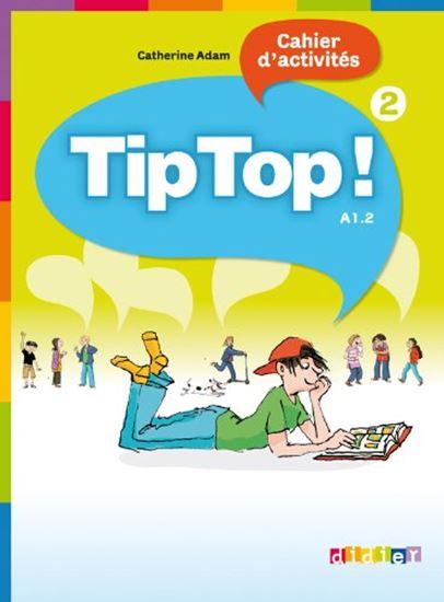 Εικόνα από TIP TOP 2 A1.2 CAHIER D'EXERCISES